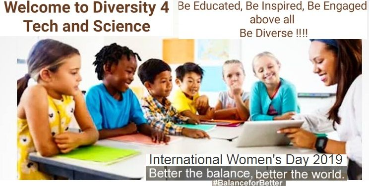 International Women's Day 2019 - #BalanceforBetter