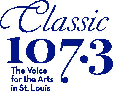 """Classic 107.3 """"The Voice for the Arts in St. Louis"""""""