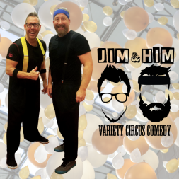 JIM & HIM event entertainers