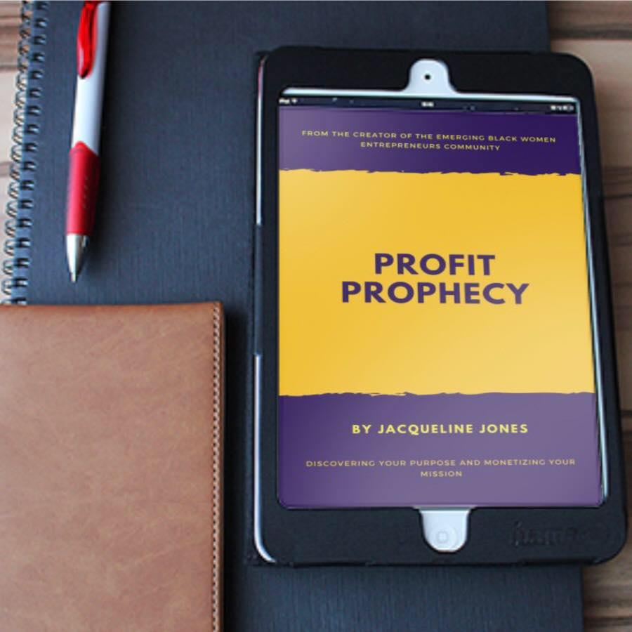 Download your copy of Profit Prophecy