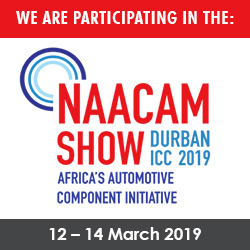 Visit MetPro at the NAACAM Show in South Africa!