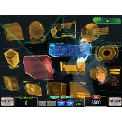 Spy Mission Bonus Game