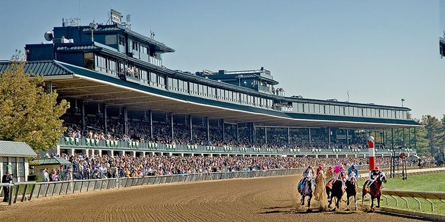 A National Historic Landmark, Keeneland is open to the public every day.