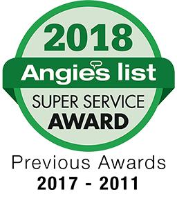 Alpine's 2018 Super Service Award