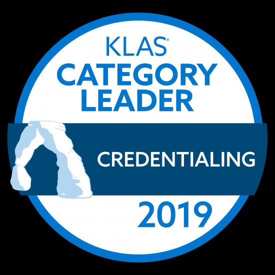KLAS Research names Verge Health #1 for Credentialing