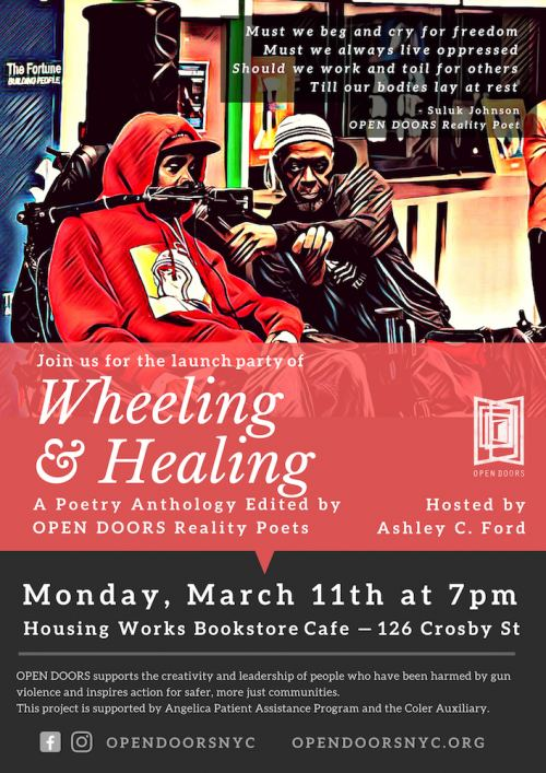 Wheeling & Healing Book Launch Party