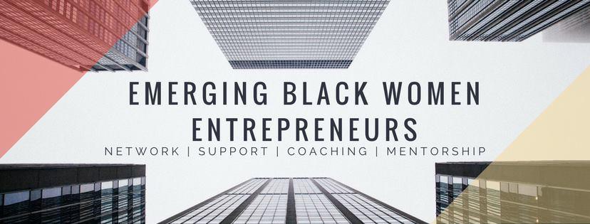 Emerging Black Women Entrepreneurs Community