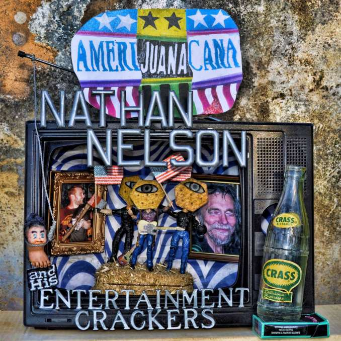 """Amerijuanacana"" by Nathan Nelson and His Entertainment Crackers"