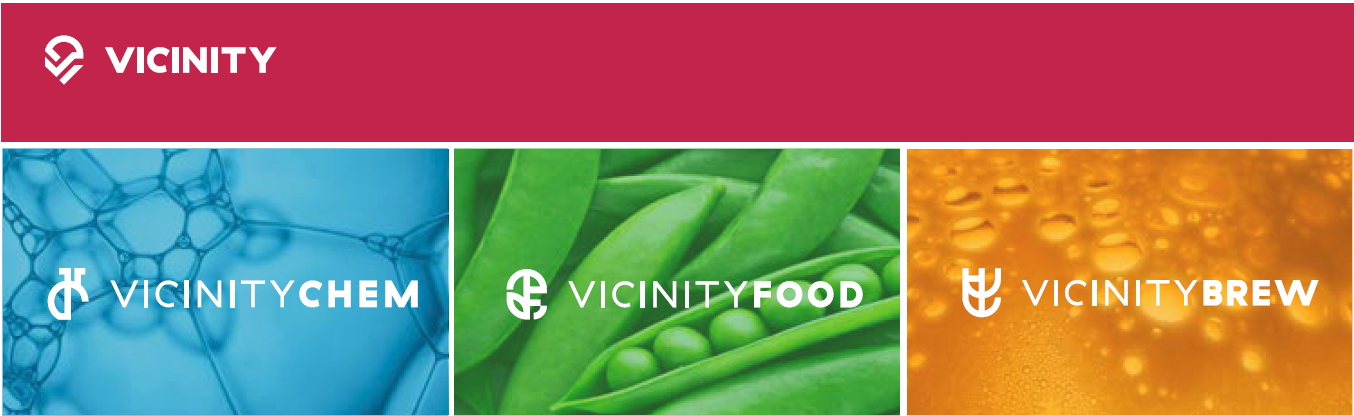Vicinity Software for Batch Manufacturers.