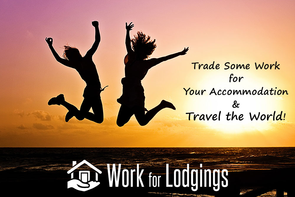 Travel with Work For Lodgings