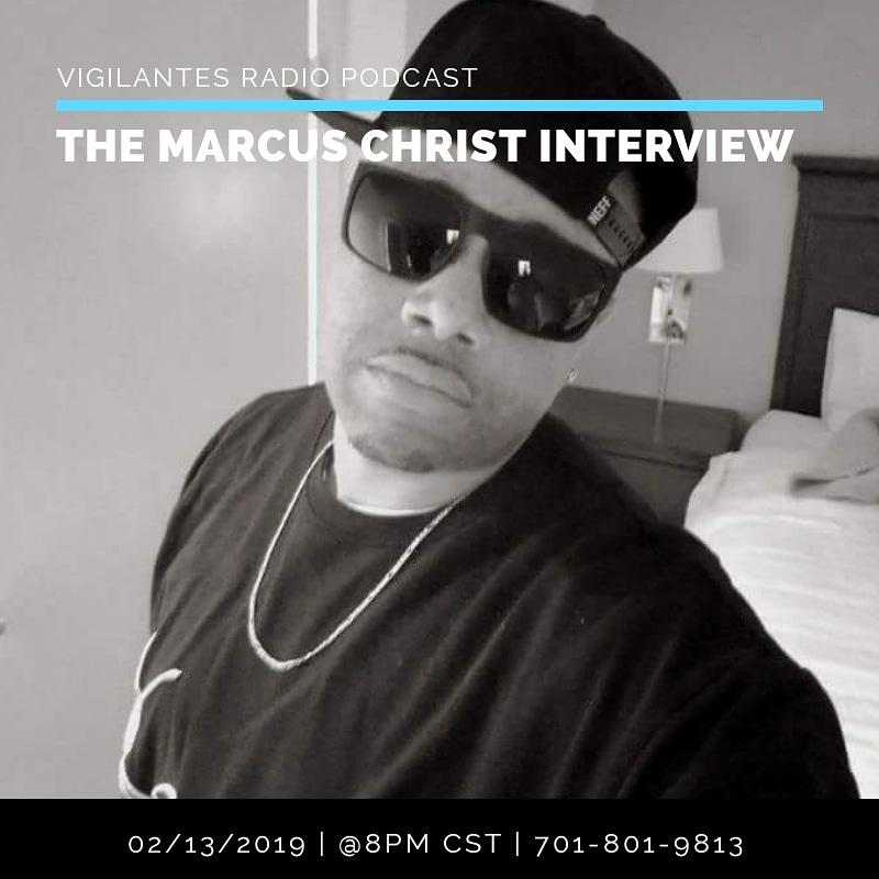 Marcus Christ Promo Pic