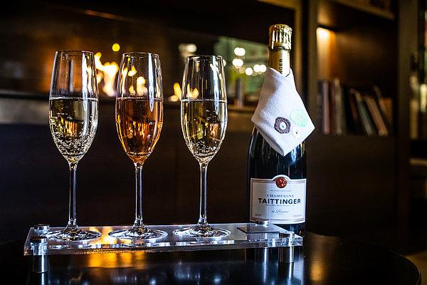 Ignite The Night - Sabrage & Champagne Tasting