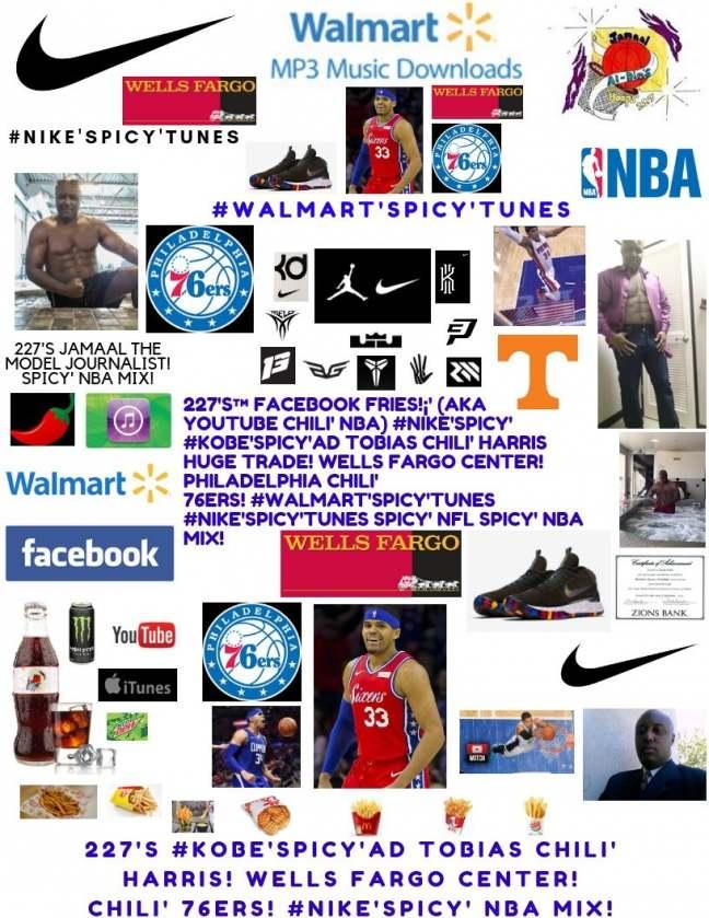 227's Facebook Fries (aka YouTube Chili' NBA) #Kobe'Spicy'AD Spicy' Tobias! NBA