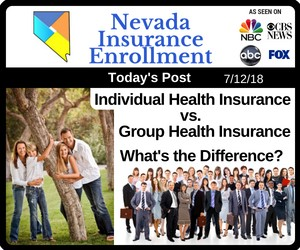 Group Health Insurance vs. Individual Health Insurance