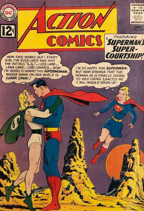 ACTION COMICS AND MORE !!!