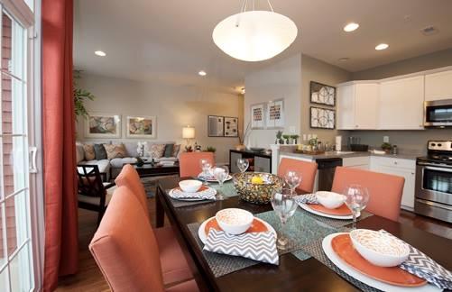 Arbor Knoll Spacious Dining Area