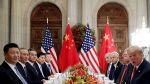 As March 1 Draws Closer - Still no Resolution Between China and the US