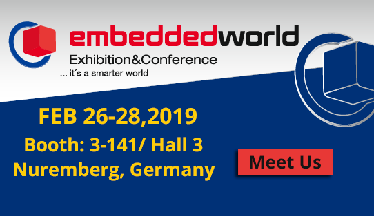 2019-Embedded-World