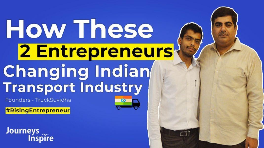 How these 2entrepreneurs
