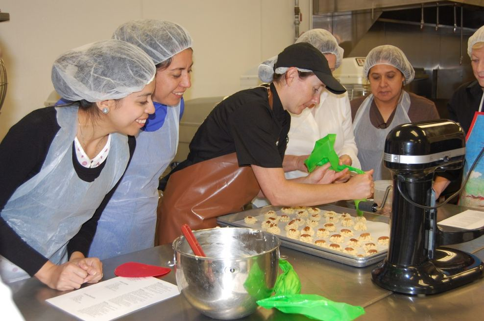 Norman Love Confections cooking class