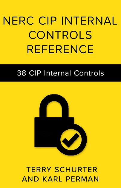 NERC CIP Internal Controls Reference Cover Medium