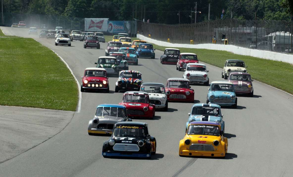60th Anniversary Mini Race Scheduled for Portland, OR - Richard Coburn photo