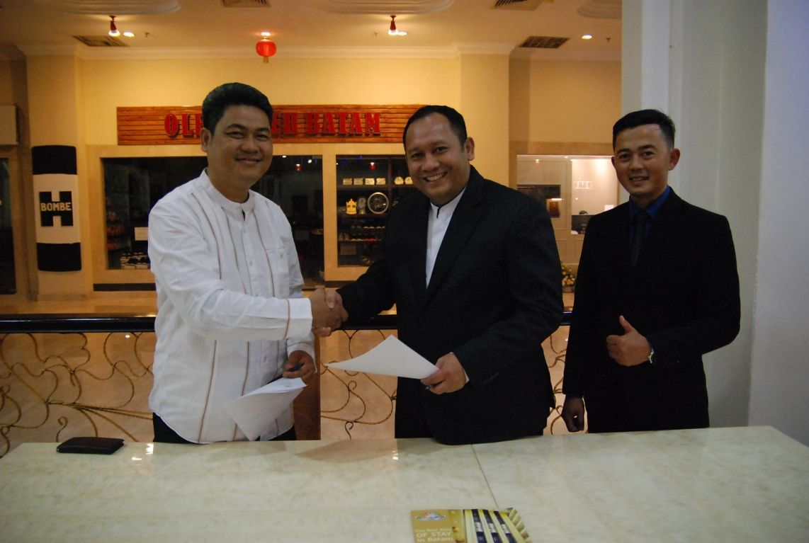 MOU between I Travel and Pacific Palace Hotel