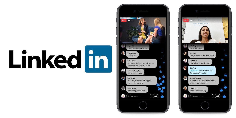 Linkedin Live Provider UK