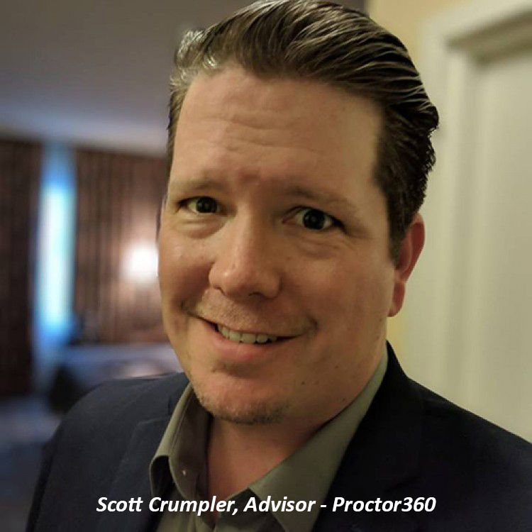Scott Crumpler, Advisor - Proctor360