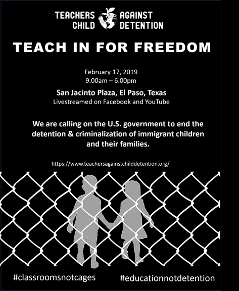 Teach-In For Freedom