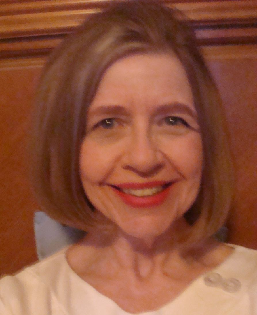 Patricia Rockwell, Publisher at Cozy Cat Press