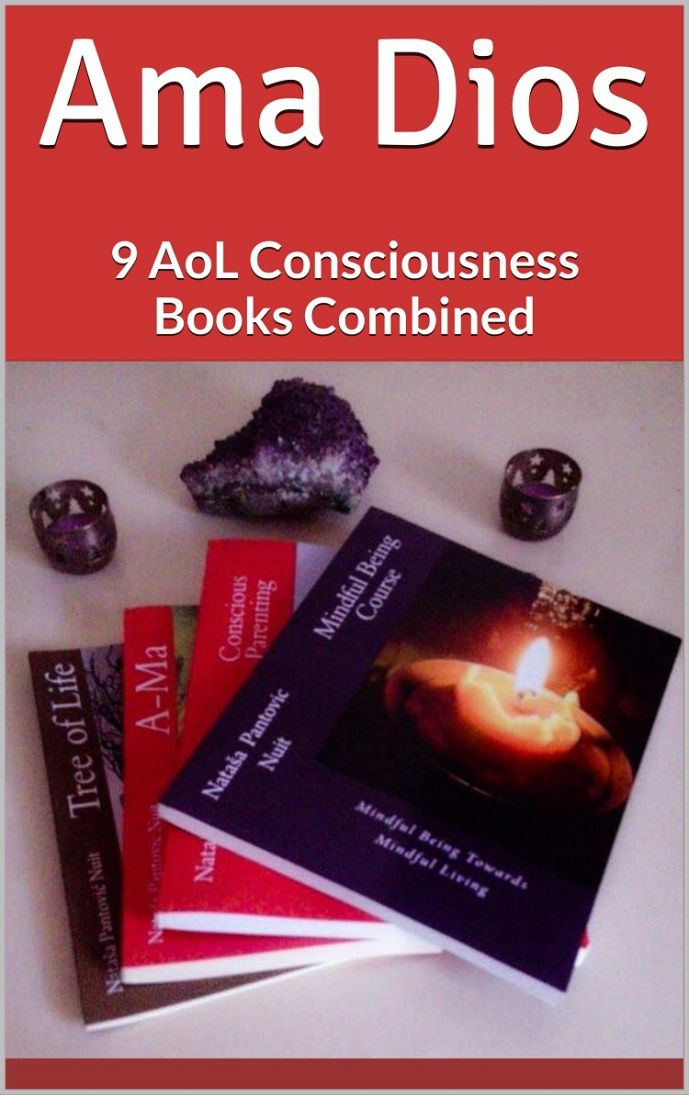 Ama Dios 9 Consciousness Books Combined 2019 Title