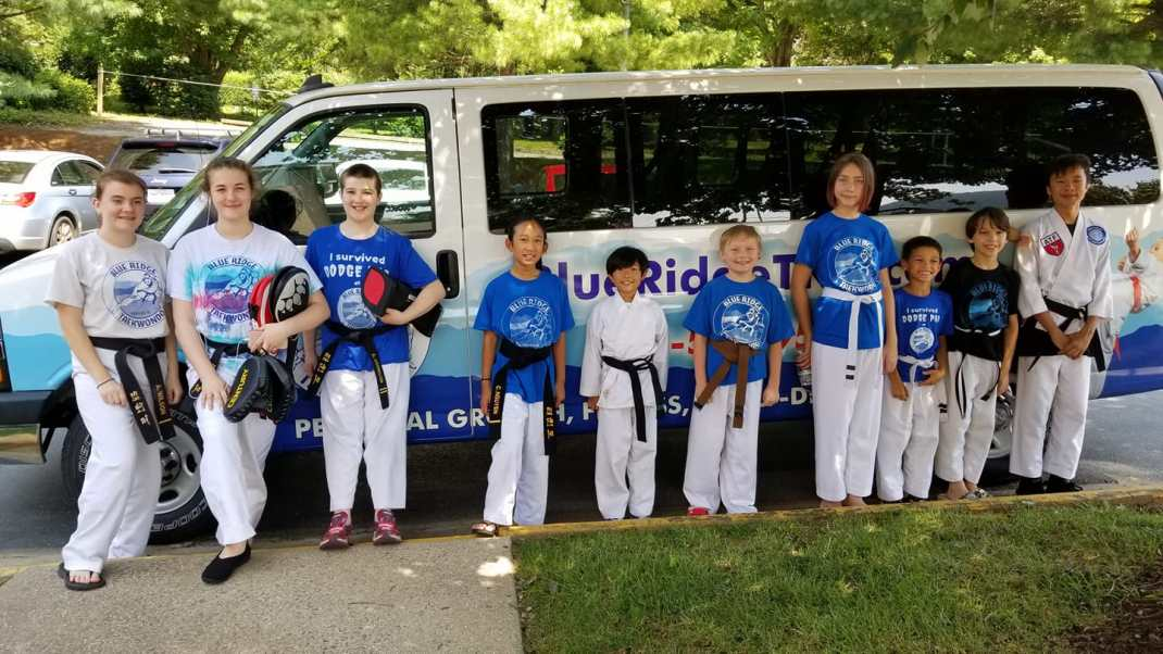 Blue Ridge Taekwondo