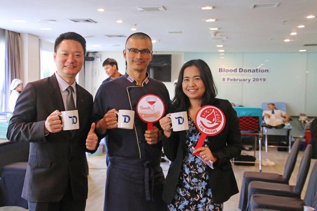 DTPA - Media Release -Dusit Thani Pattaya 2019 blo