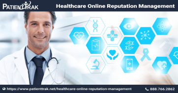 healthcare online reputation management