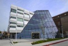 Elegant, Modern, Baltimore University Law Library
