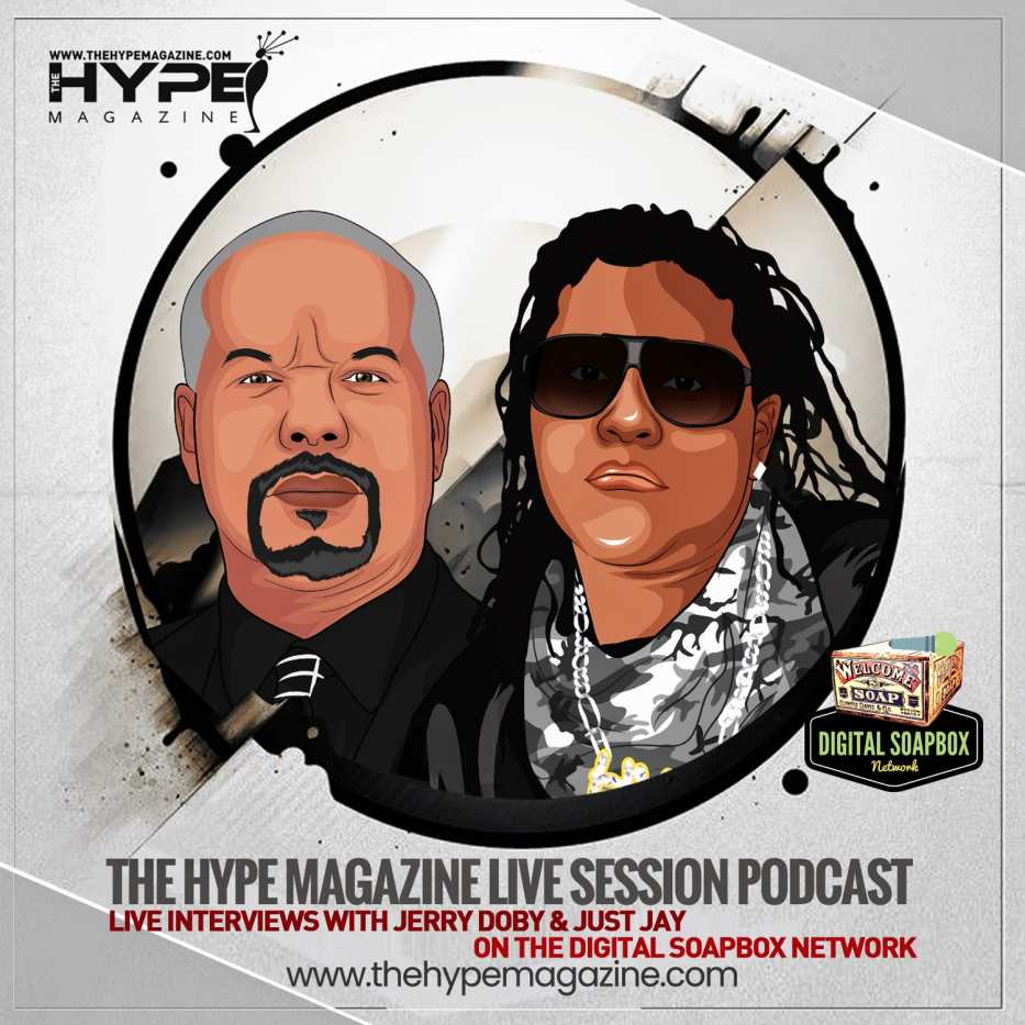 "The Hype Magazine ""Live Session"" Podcast"