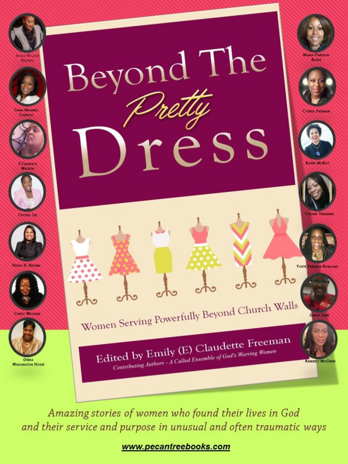 Beyond the Pretty Dress.Board Banner