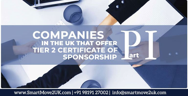 companies-in-the-UK-that-offer-Tier-2-Certificate-