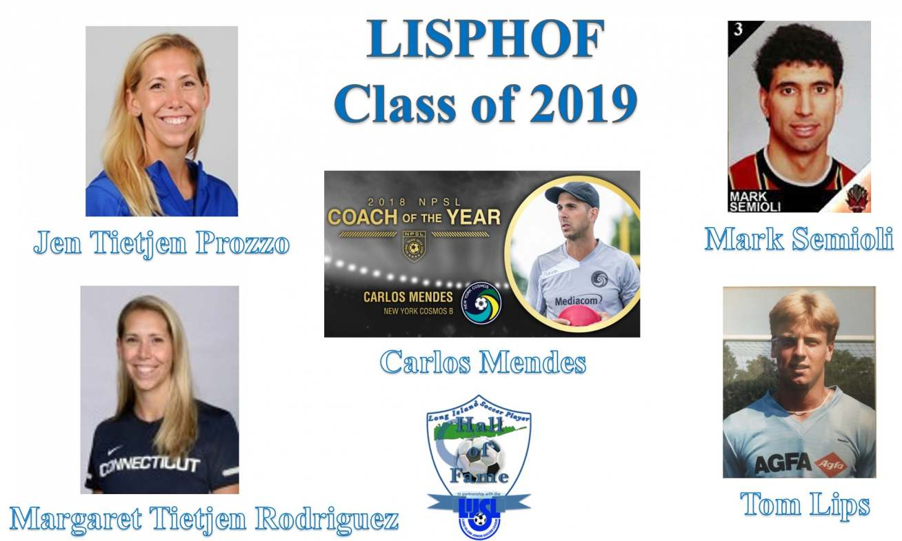 LISPHOF Class of 2019