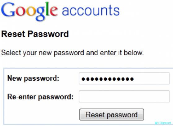 Google Account Recovery Number