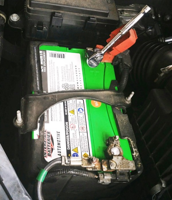 Mobile Battery Replacement
