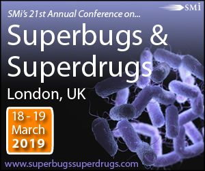Superbugs and Superdrugs Conference 2019