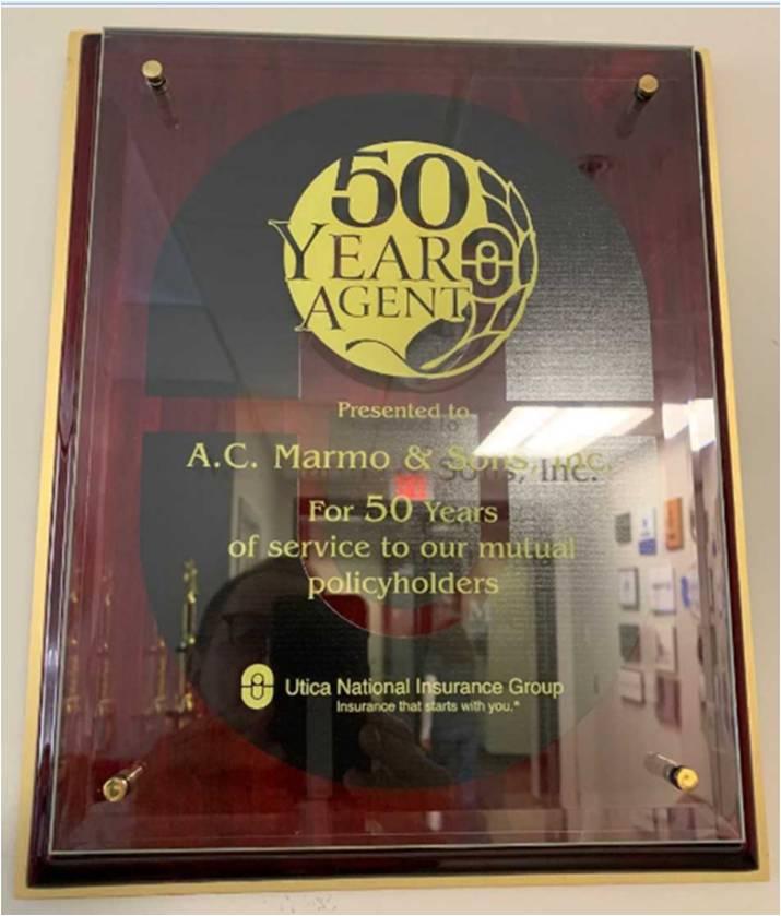 AC Marmo Utica Plaque 2