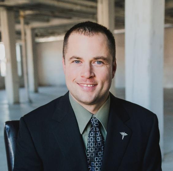Physician Dr Matthew Bogard, Iowa and Nebraska