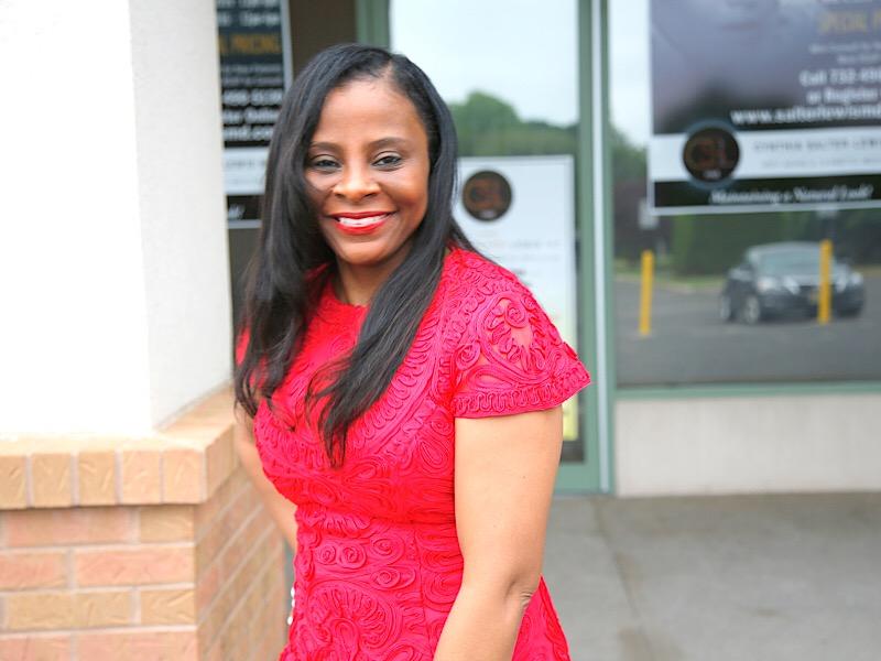 Dr. Cynthia Salter-Lewis