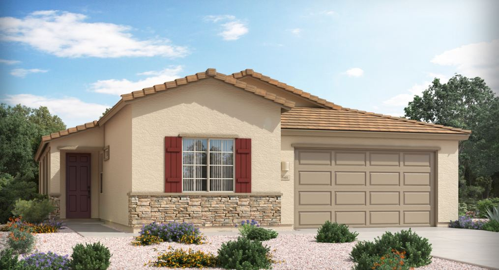 New homes for sale in Tucson showcasing smart designs and open layouts
