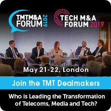 TMT M&A Forum & Tech M&A Forum 2019