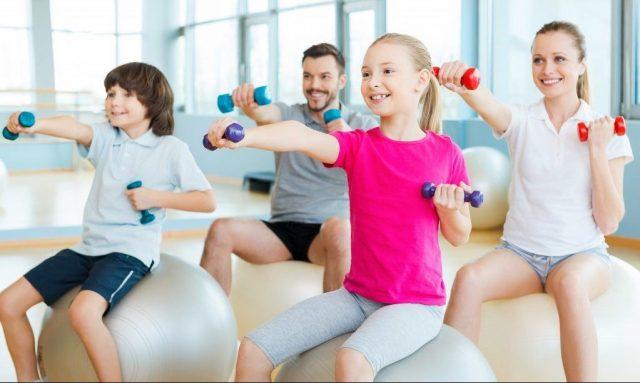 Tips Mengenalkan Olah Raga Untuk Anak Dirumah - An
