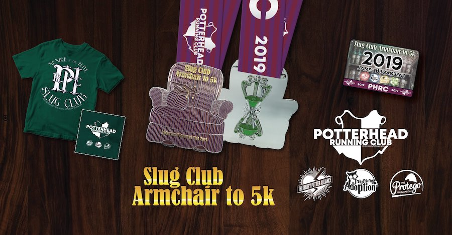 "The PHRC ""Slug Club Armchair to 5k"" Virtual Run Event"